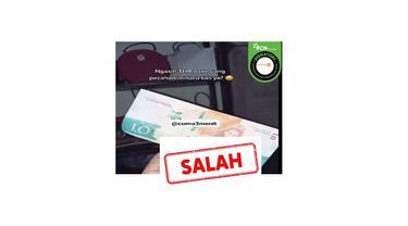 Cek Fakta uang baru Bank Indonesia