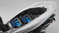 Baterai lithium-ion Honda PCX (Foto: AP Honda)