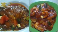 Hidangan Seafood di Gelagah Wangi, Paninggilan, Tangerang (:Liputan6.com/Komarudin)