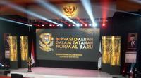 Lomba Inovasi Daerah Tatanan Normal Baru yang diselenggarakan Kementerian Dalam Negeri (Kemendagri). (Ist)