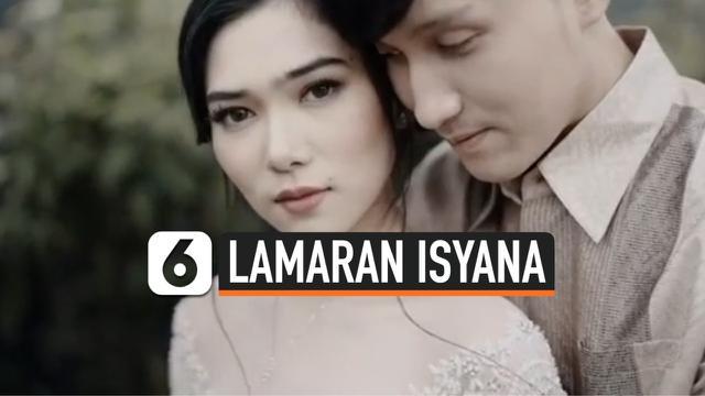 LAMARAN ISYANA
