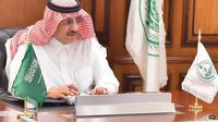 Putra Mahkota Arab Saudi, Mohammed bin Naif. (Arab News)