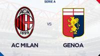 Serie A - AC Milan Vs Genoa (Bola.com/Adreanus Titus)