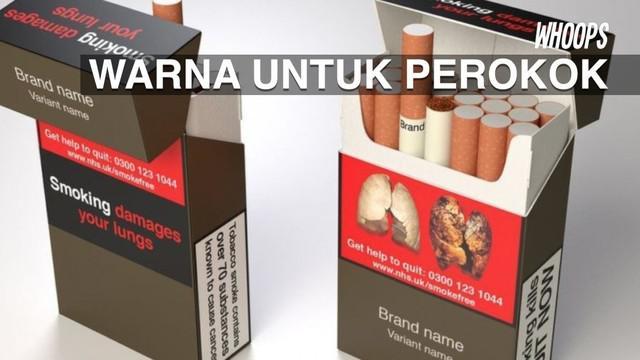 Bukan tanpa alasan, penelitian ini dilakukan agar bisa membantu memangkas angka penjualan rokok.