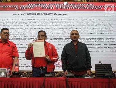 5 Perintah Megawati ke Kader PDIP Jelang Pencoblosan