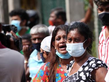 Penjara Sri Lanka Rusuh, 8 Napi Tewas