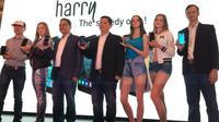 Peluncuran Wiko Harry. Liputan6.com/Andina Librianty