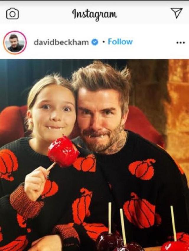 David Beckham (Foto: Instagram/davidbeckham)