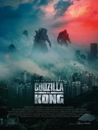 Poster film Godzilla Vs. Kong. (Foto: Legendary Pictures/ IMDb)