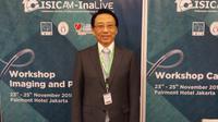 Dokter Spesialis Jantung dan Pembuluh Darah, Teguh Santoso (Fitri Haryanti Harsono/Liputan6.com)