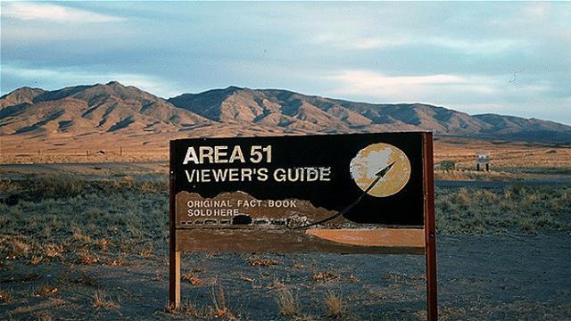 5 Misteri Area 51 yang Belum Pernah Terungkap - Tekno Liputan6.com