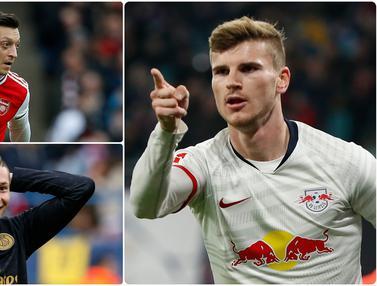 Timo Werner dan 5 Transfer Pemain Jerman Termahal