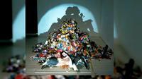 Dari Solomon Islands hingga pegunungan Everest, warga di wilayah tersebut memberikan cara unik untuk mendaur ulang sampah menjadi bermanfaat