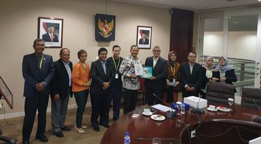 KBRI Singapura Mendapat Apresiasi dari Tim Independen Reformasi Birokrasi Terkait Pelayanan Publik dan Diplomasi Ekonomi