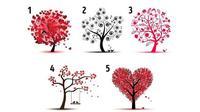 Pilih Satu Gambar Pohon Ini untuk Ungkap Sikapmu dalam Hubungan Cinta (Sumber: Buzzquiz)
