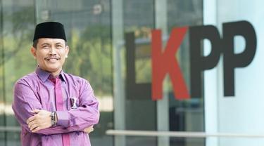 Kepala Lembaga Kebijakan Pengadaan Barang dan Jasa Pemerintah (LKPP) Roni Dwi Susanto. (Dok LKPP)