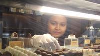 museum cokelat monggo mengedukasi pengunjung soal seluk beluk cokelat termasuk pengolahan yang tepat (Liputan6.com/ Switzy Sabandar)
