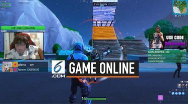 Seorang anak laki-laki mencari sumbangan untuk pengobatan penyakit kanker ayahnya lewat game online.