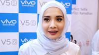 Zaskia Sungkar (Adrian Putra/bintang.com)