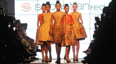 Sebastianred - Plaza Indonesia Fashion Week Spring Summer 2015 2