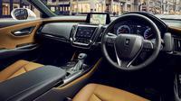 Interior Mobil Dinas Menteri Baru jenis Toyota Crown 2.5 HV G-Executive (dok: Toyota)