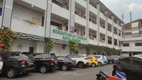 Sekretariat Daerah Kota Bogor. (Liputan6.com/ Achmad Sudarno)