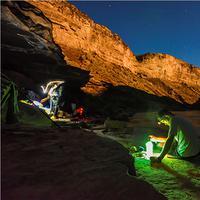 Pengalaman mengerikan ketika mendaki Green Canyon dibeberkan oleh seorang pelancong.