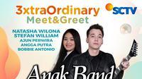 Anak Band gelar 3xtraOrdinary Meet & Greet Virtual dengan penggemar Bandung dan sekitarnya, Sabtu (10/10/2020) sore