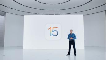 Deretan Fitur Baru di iOS 15, Peningkatan FaceTime hingga Privasi