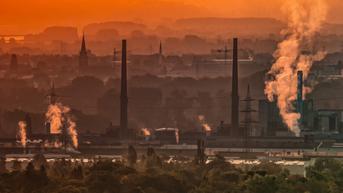 WHO: Polusi Udara Penyebab 7 Juta Kematian Dini Per Tahun