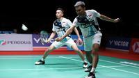Ganda putra Indonesia, Fajar Alfian/Muhammad Rian Ardianto. (dok. PBSI)
