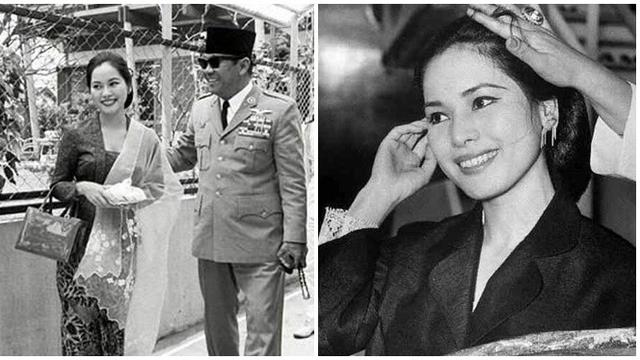 Pesona Ratna Sari Dewi Istri Soekarno Waktu Muda Ini Bikin Pangling Hot Liputan6 Com