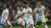 Real Madrid Vs Barcelona (AFP/GABRIEL BOUYS)