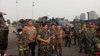 Panglima TNI Marsekal Hadi Tjahjanto. (Liputan6.com/Hanz Jimenez Salim)