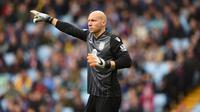 Video highlights salah antisipasi dari Brad Guzan yang jadi penyebab kekalahan Aston Villa dari Swansea pekan lalu.