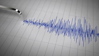 Gempa Hari Ini Kamis 28 Oktober 2021 Getarkan Indonesia Empat Kali