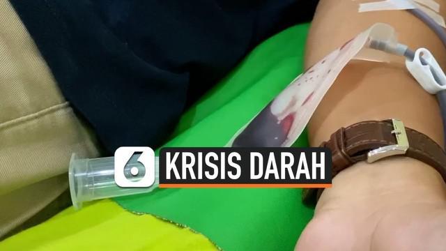 Pembatasan sosial untuk mencegah penyebaran virus corona berdampak pada jumlah orang yang menyumbangkan darahnya. Penurunan mencapai 90 persen jika dibandingkan periode yang sama tahun lalu. Ini terjadi di hampir semua Unit Transfusi Darah (UTD) Pala...