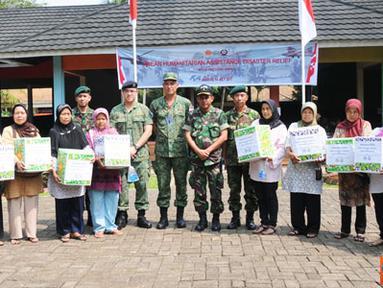 Citizen6, Jakarta: TNI dan Singapore Armed Forces bersama melaksanakan latihan penanggulangan bencana alam dan pemberian bantuan kemanusiaan. Dikemas dalam ASEAN Humanitarian Assistance Disaster Relief Exercise (ASEAN HADR Exercise). (Pengirim: Badarudin)
