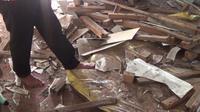 Iptu Suryanto merilis gempa berkekuatan maglitudo 5,3 ini yang mengguncang wilayah Gunungkidul sempat membuat panik warga. Meski tidak ada korban jiwa, namun getaran gempa menimbulkan kerusakan rumah warga.