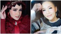 Mulan Jameela-Maia Estianty. (Instagram/mulanjameela1/maiaestiantyreal)