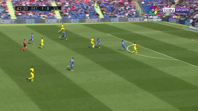 Berita video cuplikan pertandingan Getafe melawan Villarreal yang berakhir dengan skor 2-2 pada pekan terakhir La Liga 2018-2019, Sabtu (18/5/2019). Hasil tersebut membawa Getafe gagal ke Liga Champions.