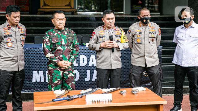 Fadil Imran Siap Tegasi Ormas Yang Melakukan Tindak Pidana