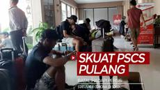 Berita video skuat PSCS memutuskan untuk pulang ke Cilacap dan batal menghadapi Persis karena status KLB Corona di Kota Solo, (Sabtu, 14/3/2020).