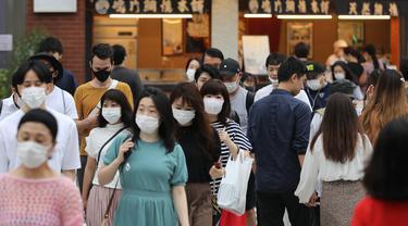 Tokyo Laporkan 47 Kasus Baru Corona Usai Pencabutan Status Waspada