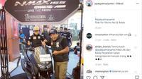 Dijual Saat Tempuh Perjalanan dari Jambi ke Mekkah (Instagram)
