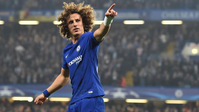 Real Madrid, Bursa Transfer, David Luiz