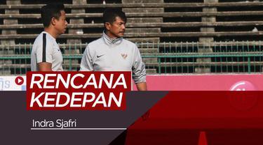 Berita video tentang rencana Indra Sjafri setelah membawa Timnas Indonesia U-22 juara Piala AFF 2019.