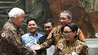 Batik Indonesia di sidang Dewan Keamanan PBB yang dihadiri Menlu Retno Marsudi. (dok.Instagram @kemlu_ri/https://www.instagram.com/p/BxLYkWanhFk/Henry