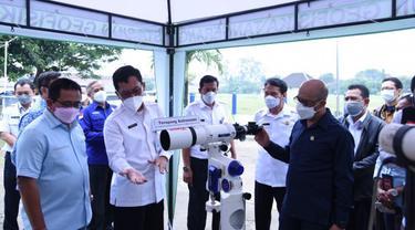Indonesia Rawan Bencana, DPR: Peralatan Stasiun Geofisika di Tangerang Perlu Modernisasi