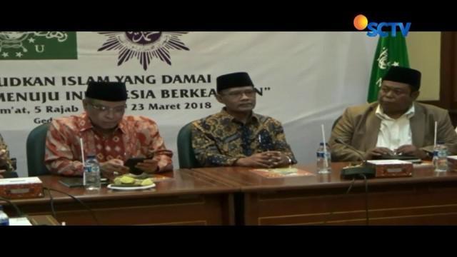 Dua pimpinan Ormas Islam, yaknu NU dan Muhammadiyah, sepakati sejumlah hal ini demi terciptanya rasa persatuan pada tahun politik 2018-2019. Apa saja?